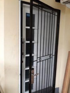Pintu Besi Minimalis 225x300 - Bengkel Las Tapos Depok