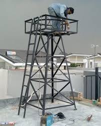 menara tangki air toren